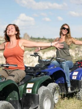 ATV Quad Bike Tours in Cappadocia