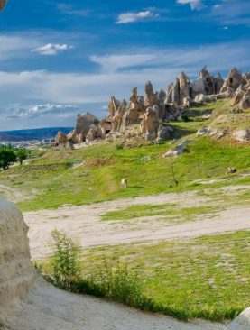 Cappadocia: Ihlara Valley and Derinkuyu Underground City Tour