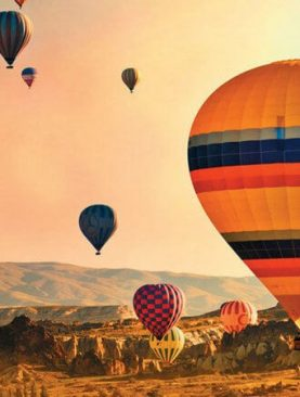 Deluxe Cappadocia Hot Air Balloon Tour