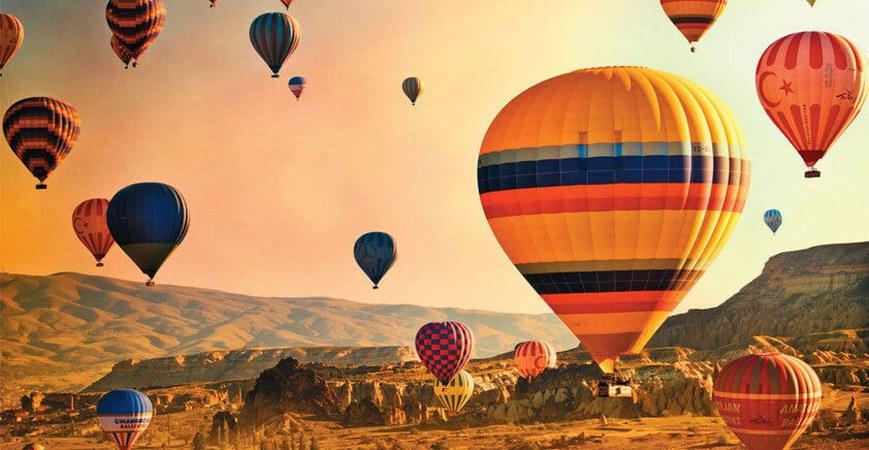 Cappadocia Deluxe Ballon Flight