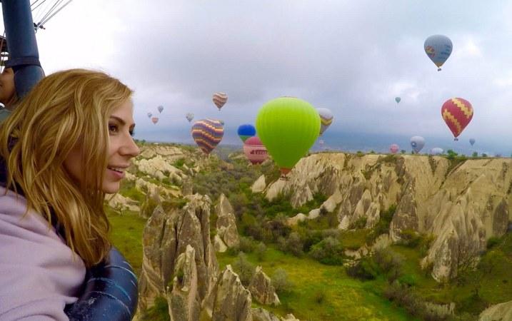 Private Cappadocia Hot Air Balloon Tour