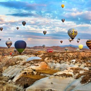 Cappadocia Private Hot Air Balloon