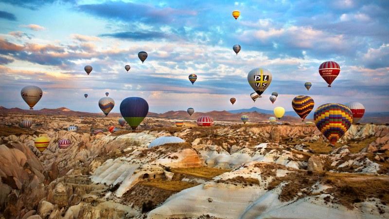 Cappadocia Private Hot Air Balloon