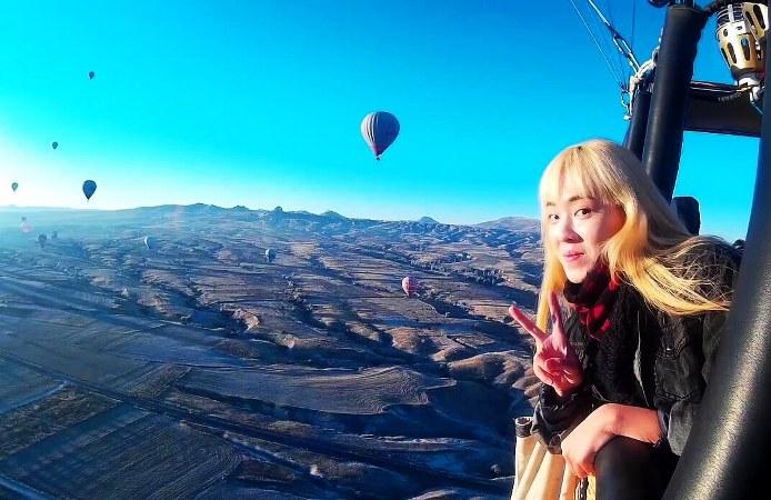 Cappadocia Standard Hot Air Balloon Tour