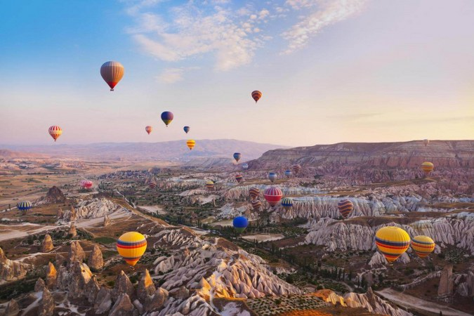 Cappadocia Standard Hot Air Balloon Tour