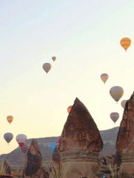 Cappadocia Tour From Nevsehir Airport | 2 Days