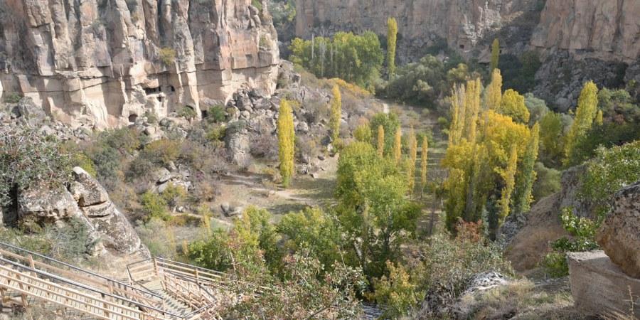 Cappadocia Tour From Kayseri or Nevsehir Airports