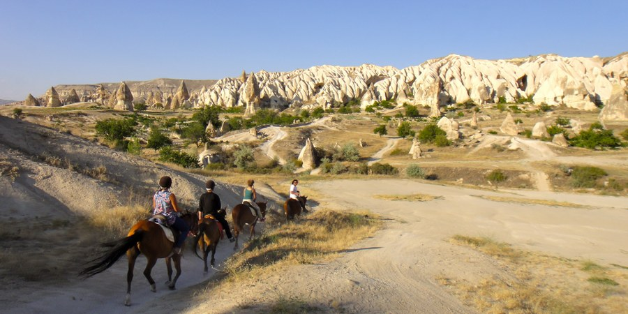 Cappadocia Tour From Kayseri or Nevsehir Airports