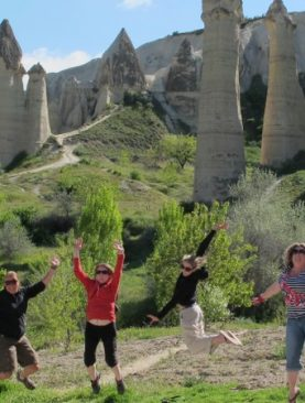 Cappadocia Tour Package From Istanbul with Balloon Ride | 3 Days