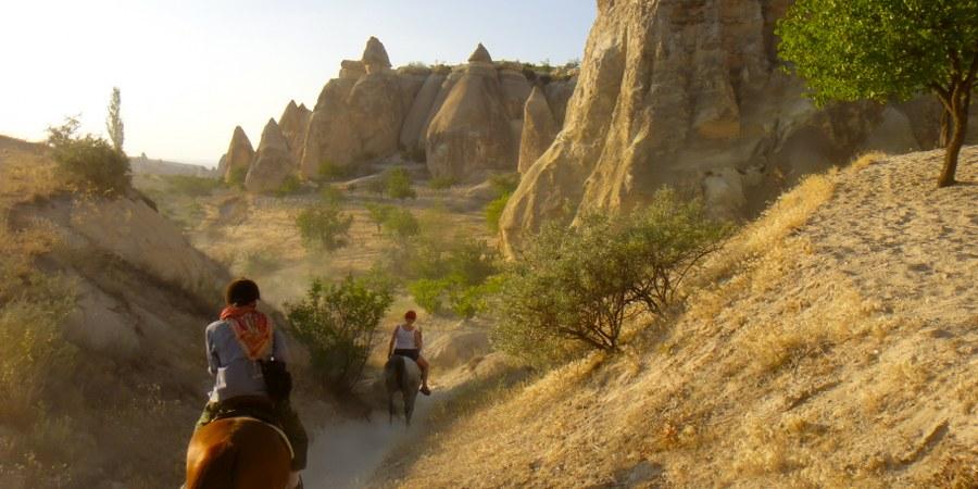 Horse Riding Tours in Cappadocia