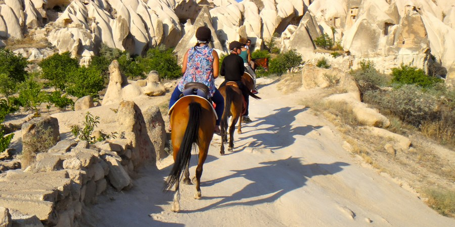 Horse Riding Tours in Cappadocia