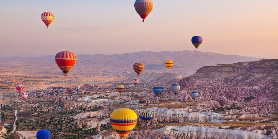 Private Hot Air Balloon Flight in Cappadocia