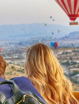 Standard Hot Air Balloon Ride in Cappadocia
