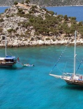 Turkey Tour Package For Cappadocia, Antalya, Pamukkale, Ephesus By Airplane