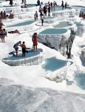 Istanbul, Cappadocia, Ephesus, Pamukkale and Antalya Tour Package | 10 Days