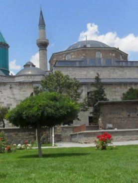 5 Days Ephesus, Pamukkale, Cappadocia & Konya Tour Itinerary