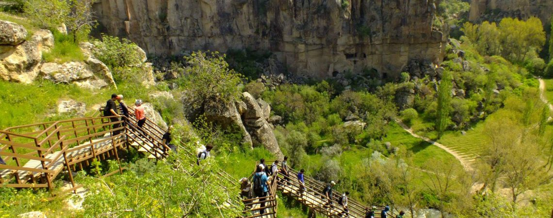 Travel to the Archaic Land in 2 Days: Cappadocia